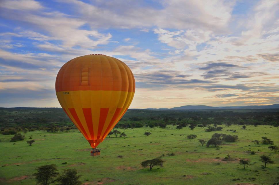 Balloon Trips in Kenya - Best Time
