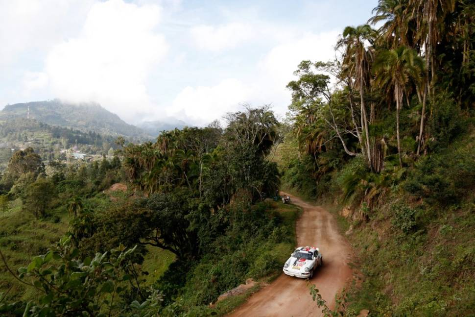 Best time for East African Safari Classic Rally in Kenya