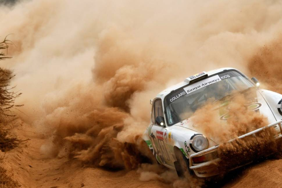 East African Safari Classic Rally in Kenya - Best Time