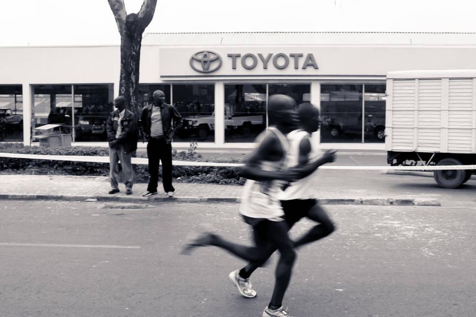 Nairobi Marathon in Kenya - Best Time