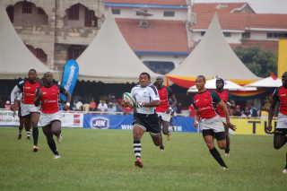 The Kenya Safari Sevens: Rugby