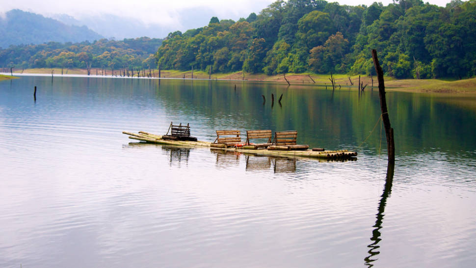 Bamboo Rafting in Kerala - Best Season