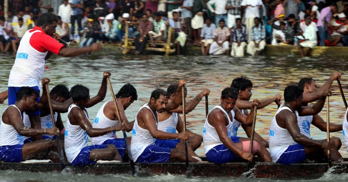 Snake Boat Races (Vallam Kali) in Kerala - Best Time
