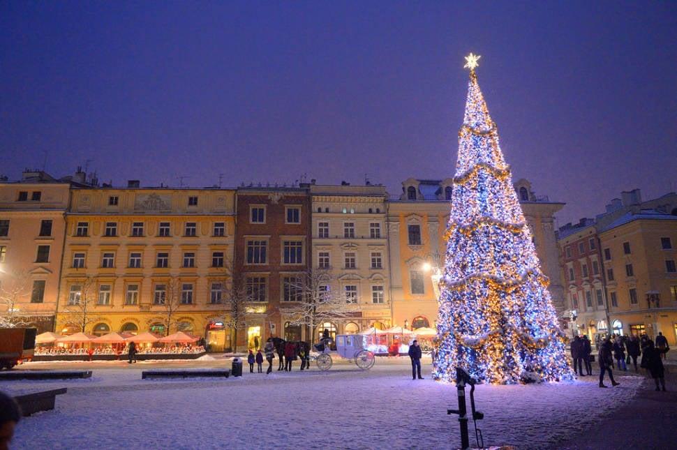 Christmas in Krakow - Best Time