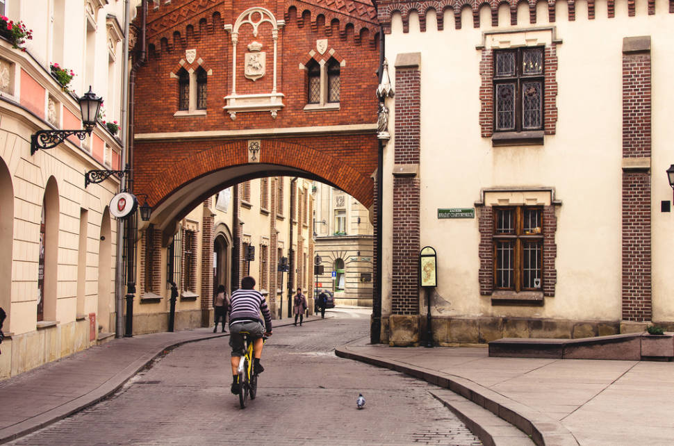 Cycling in Krakow - Best Time