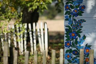 Painted Cottage Contest in Zalipie