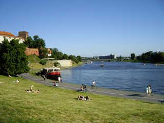 Picnics on the Vistula River