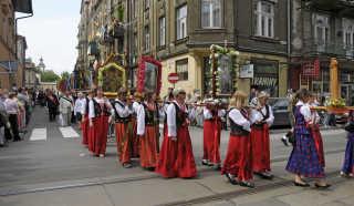 St. Stanisław Procession