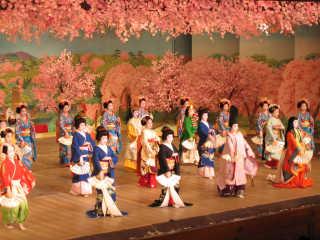 Geisha Dances in Kyoto