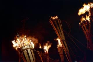 Kurama Fire Festival