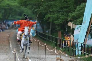 Yabusame Shinji Festival