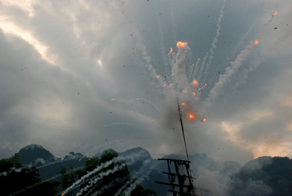 Boun Bang Fai or Rocket Festival in Laos - Best Season