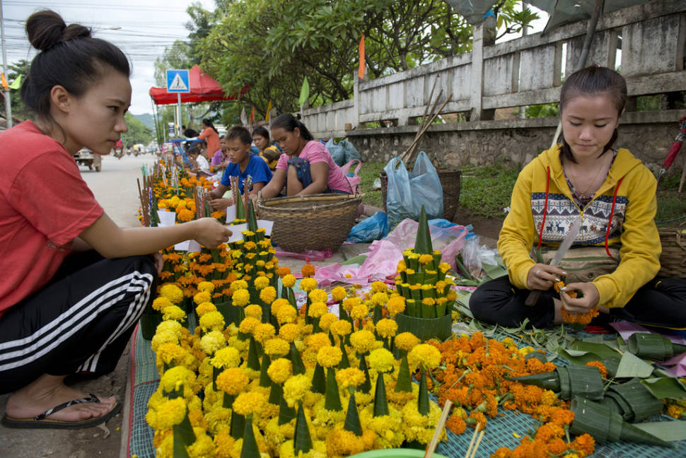 Best time for Boun Khao Phansa or the First Day of Buddhist Lent in Laos