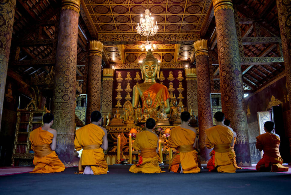 Boun Khao Phansa or the First Day of Buddhist Lent in Laos - Best Time