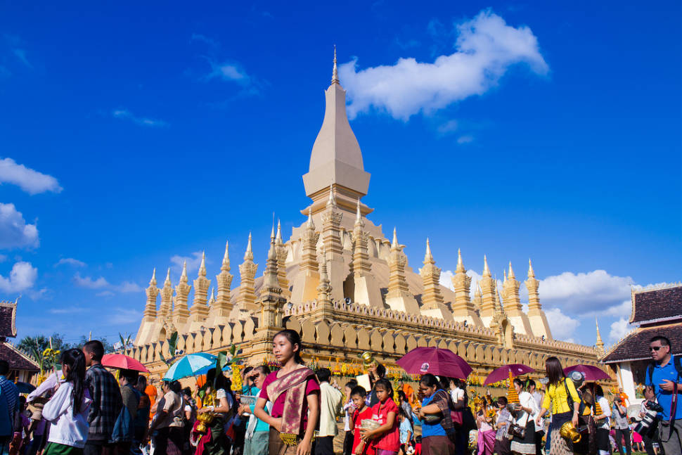 Boun That Luang Festival in Laos - Best Time