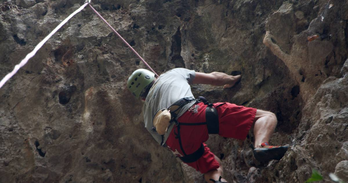 Climbing in Laos - Best Time