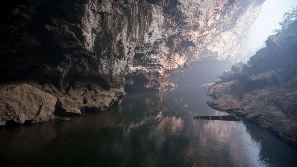 Exploring Caves in Laos - Best Time
