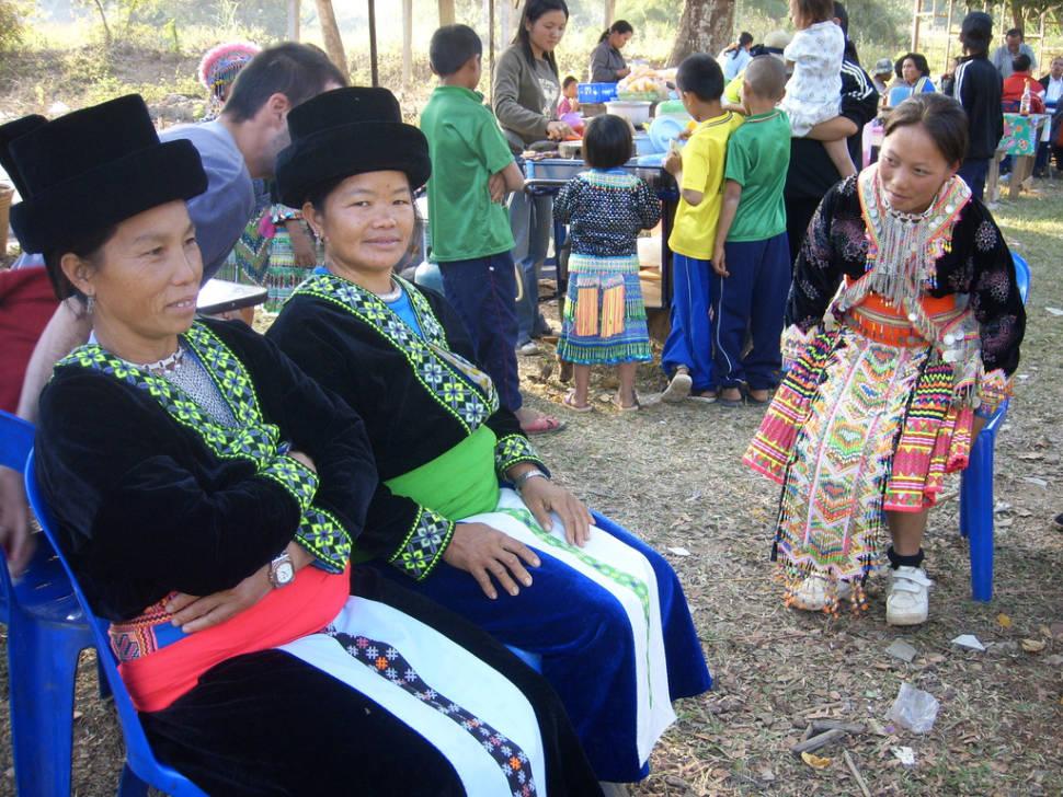 Hmong New Year in Laos - Best Season