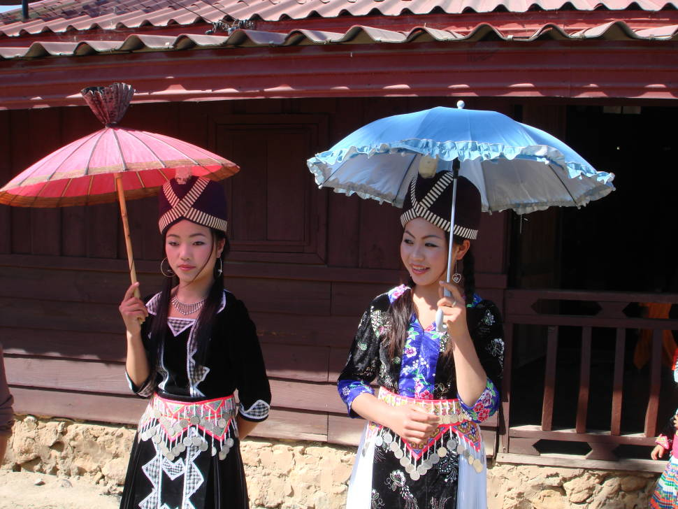 Hmong New Year in Laos - Best Time