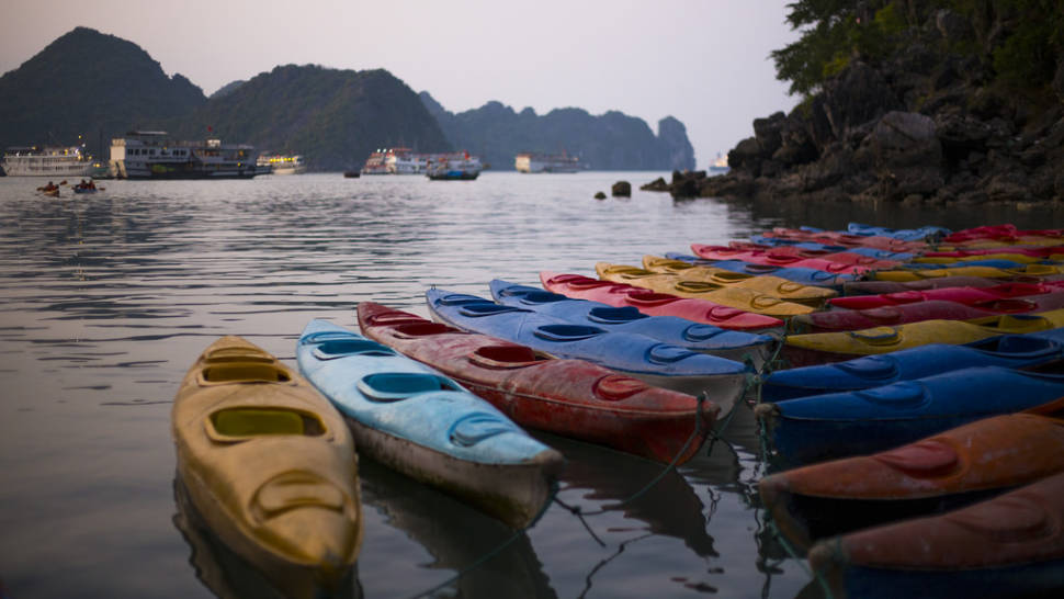 Best time to see Kayaking in Laos