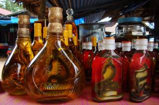 Lao-Lao Whiskey