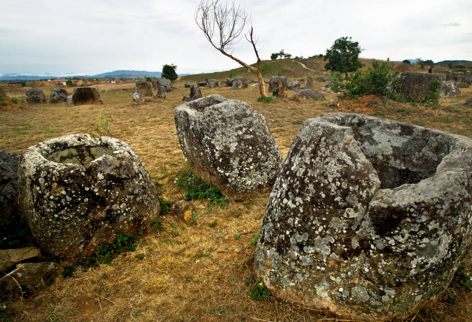 Best time to see The Plain of Jars in Laos