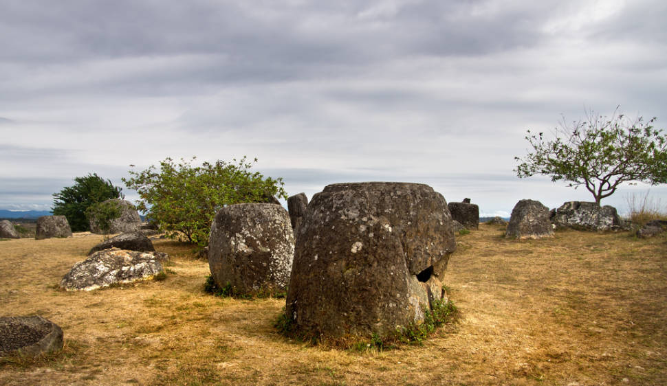 Best time for The Plain of Jars