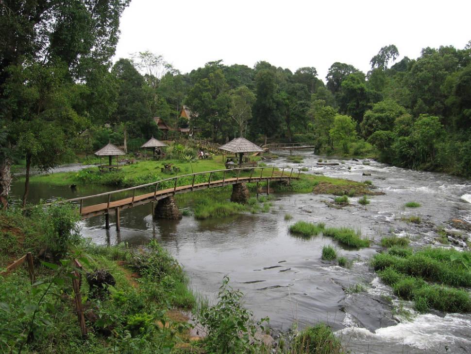 Trekking to Bolaven Plateau & Tad Fane Waterfall in Laos - Best Season