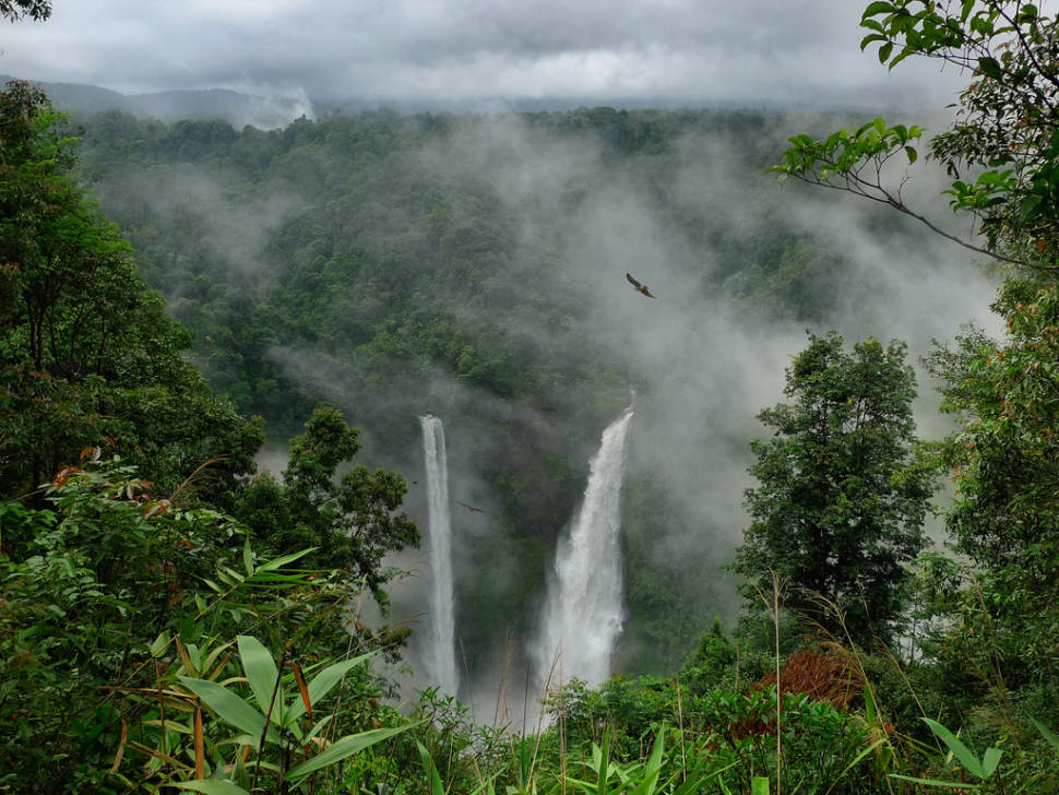 Trekking to Bolaven Plateau & Tad Fane Waterfall in Laos - Best Time