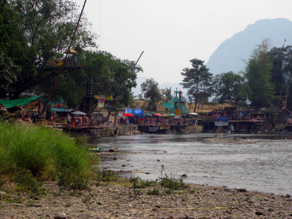 Best time to see Tubing in Laos