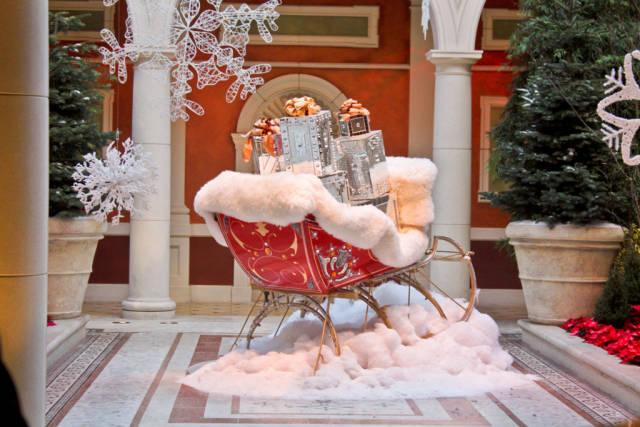 Best time for Christmas Season in Las Vegas