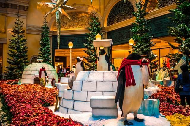 Christmas Season in Las Vegas - Best Season