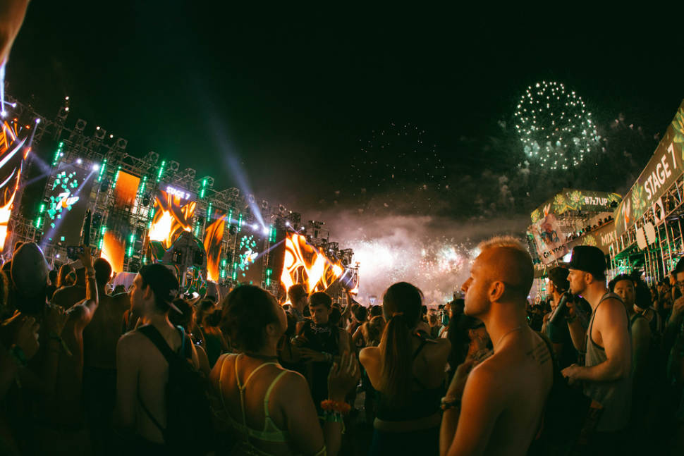 Best time to see EDC Las Vegas (Electric Daisy Carnival) in Las Vegas
