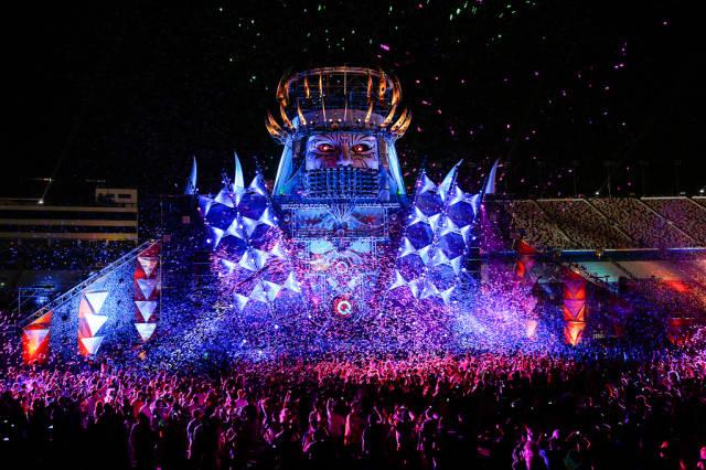 EDC Las Vegas (Electric Daisy Carnival) in Las Vegas - Best Time