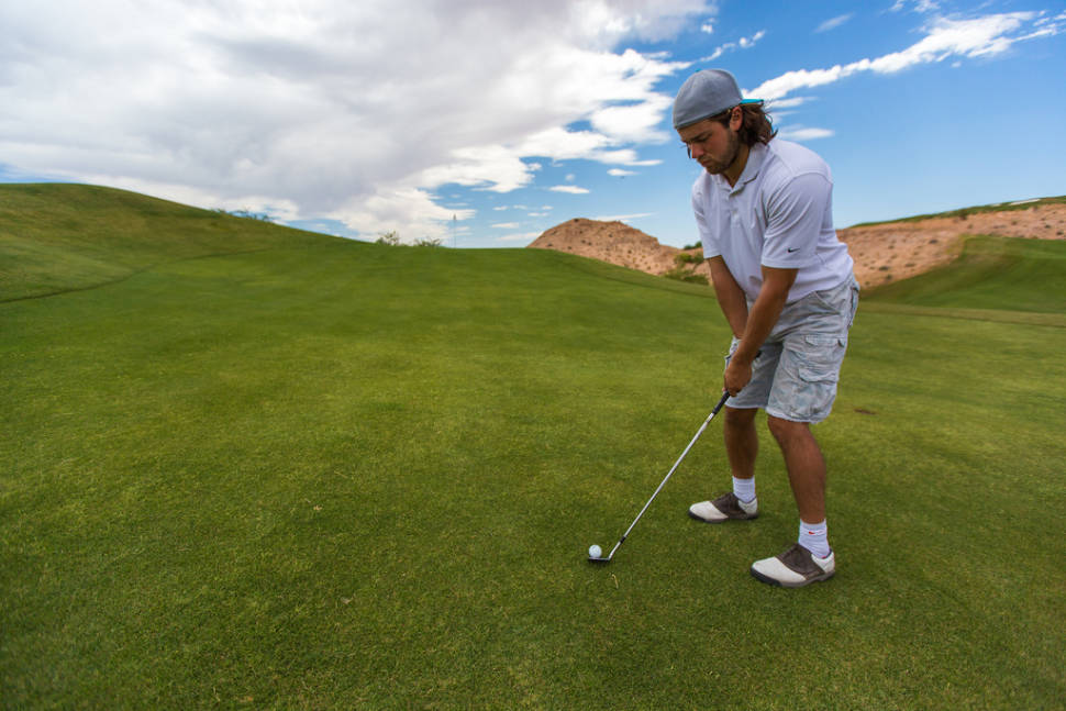 Best time for Golfing in Las Vegas