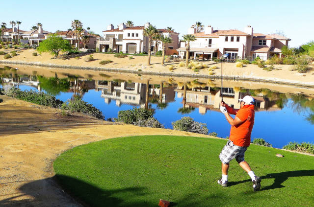 Golfing in Las Vegas - Best Season