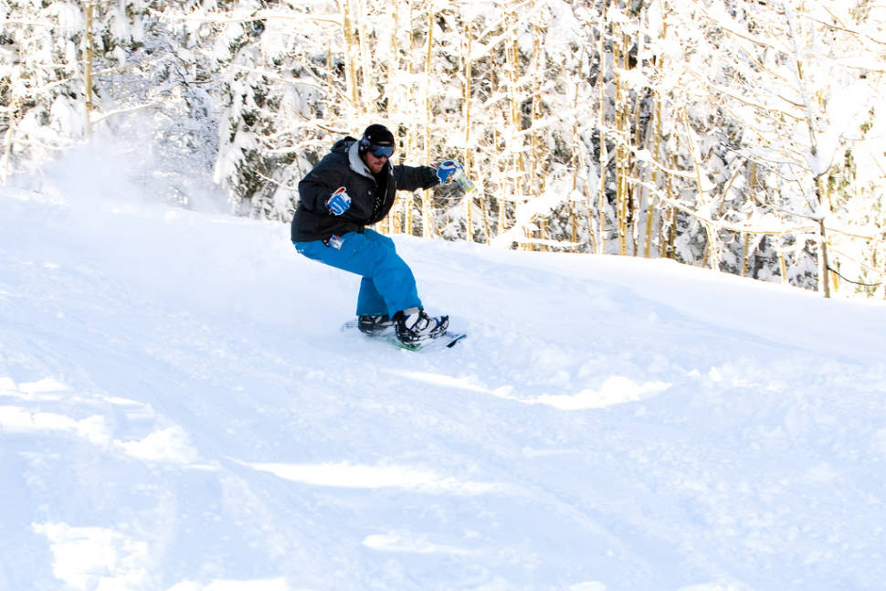 Skiing and Snowboarding at Lee Canyon in Las Vegas - Best Season
