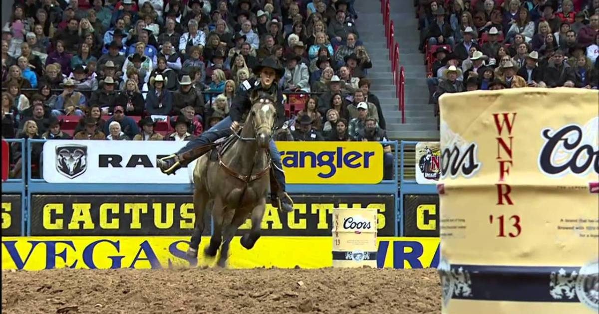 National Finals Rodeo 2019 In Las Vegas Dates Amp Map