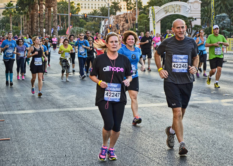 Rock 'n' Roll Las Vegas Marathon in Las Vegas - Best Season