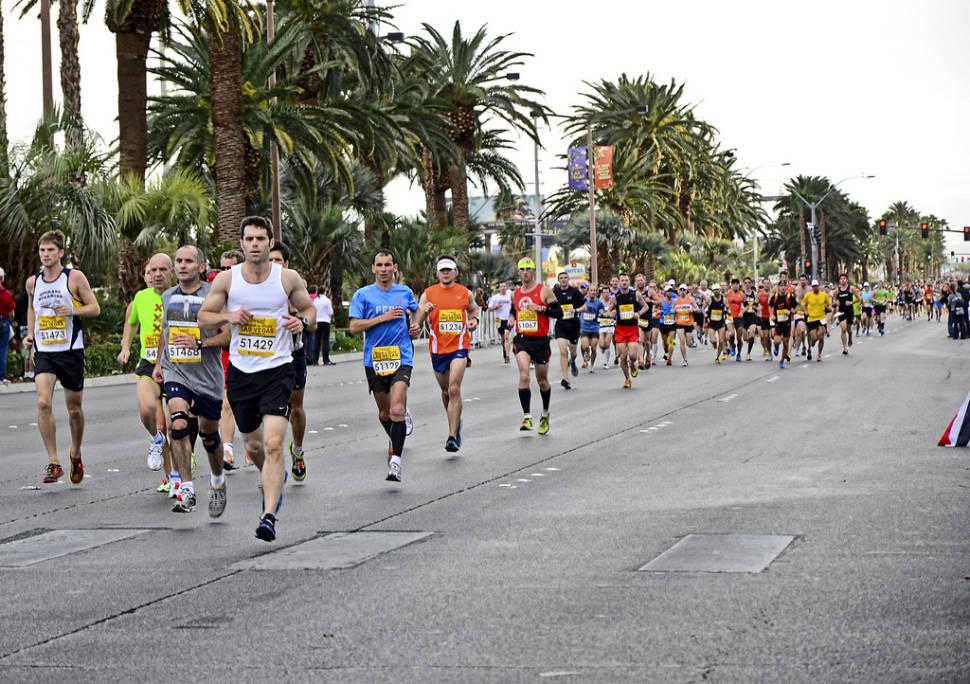 Best time for Rock 'n' Roll Las Vegas Marathon in Las Vegas