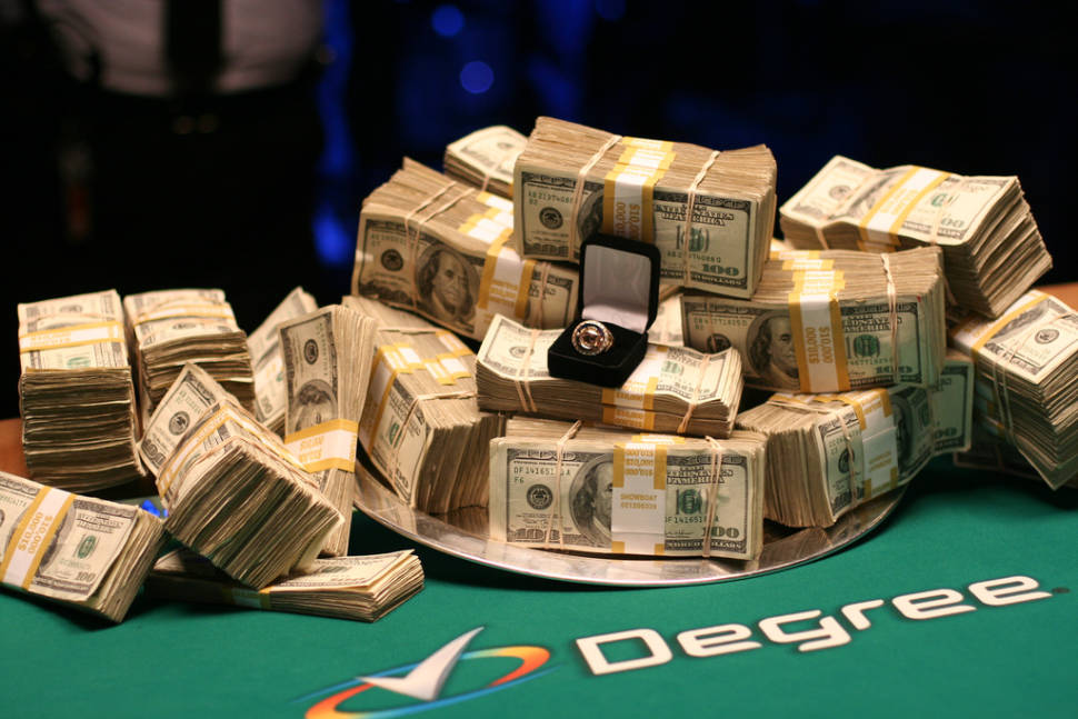 Best time for World Series of Poker (WSOP) in Las Vegas
