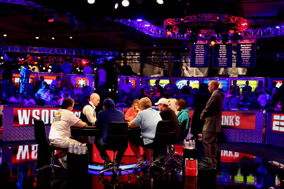 World Series of Poker (WSOP) in Las Vegas - Best Time