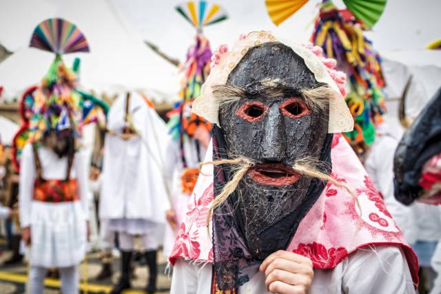 Best time for Festival of Iberian Mask (Festival Internacional da Mascára Ibérica FIMI)