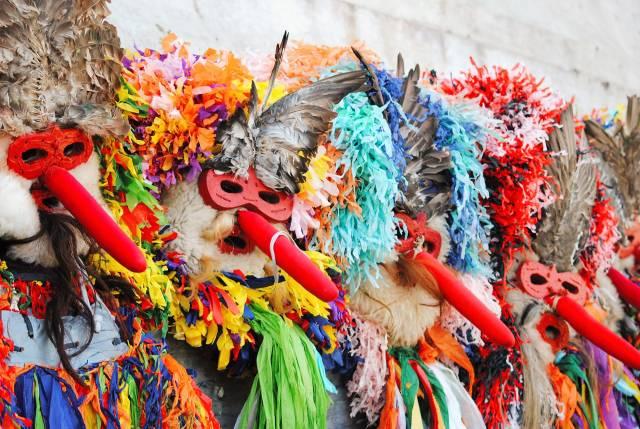 Best time to see Festival of Iberian Mask (Festival Internacional da Mascára Ibérica FIMI) in Lisbon