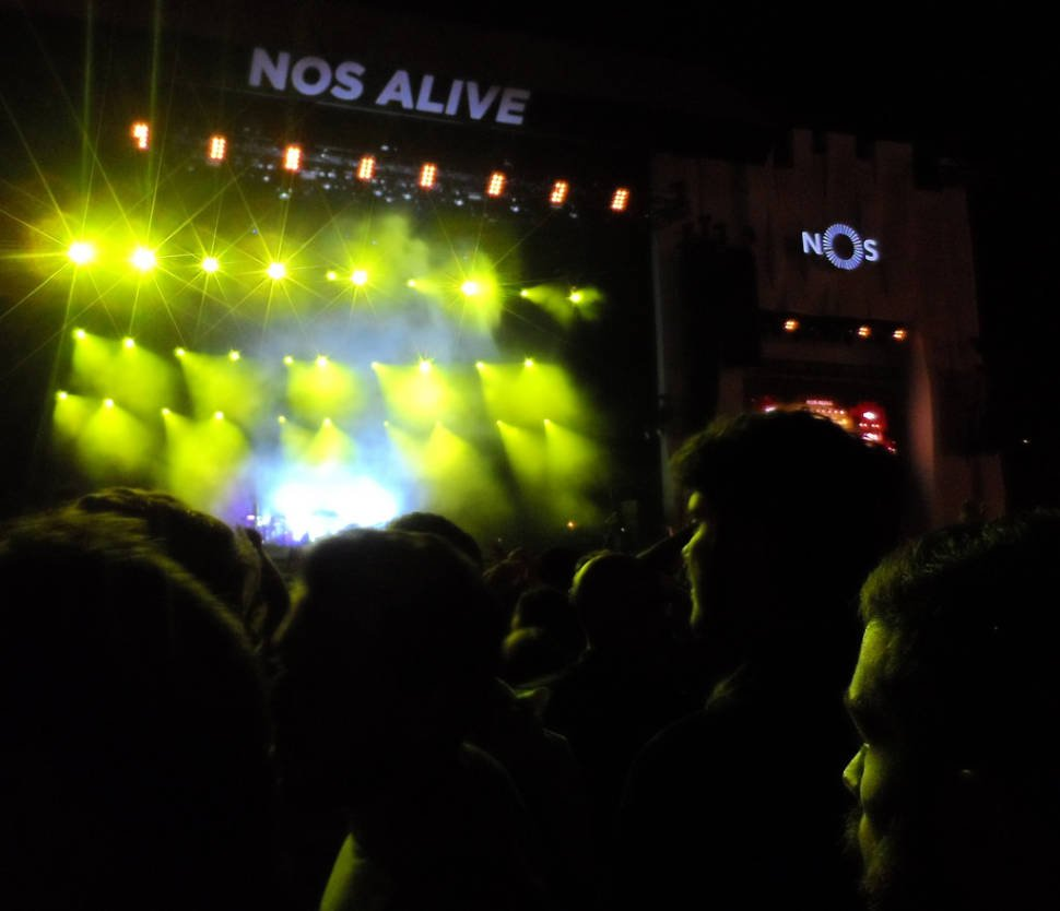 Best time for NOS Alive Festival in Lisbon