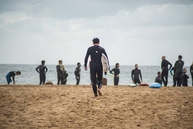 Surfing in Lisbon - Best Season