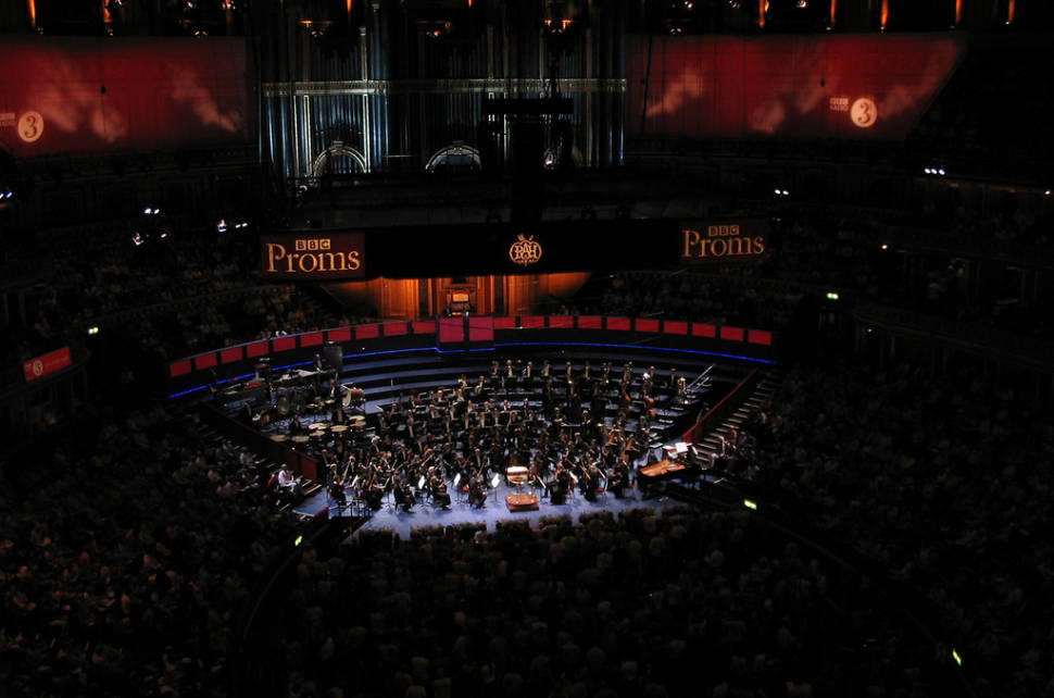 Best time for BBC Proms in London