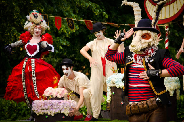 Best time to see Greenwich + Docklands International Festival in London