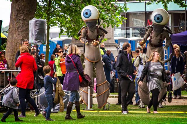 Greenwich + Docklands International Festival in London - Best Season