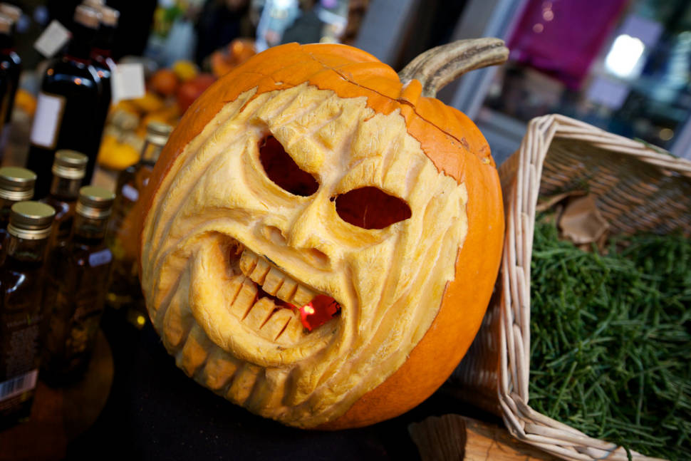 Halloween in London - Best Time